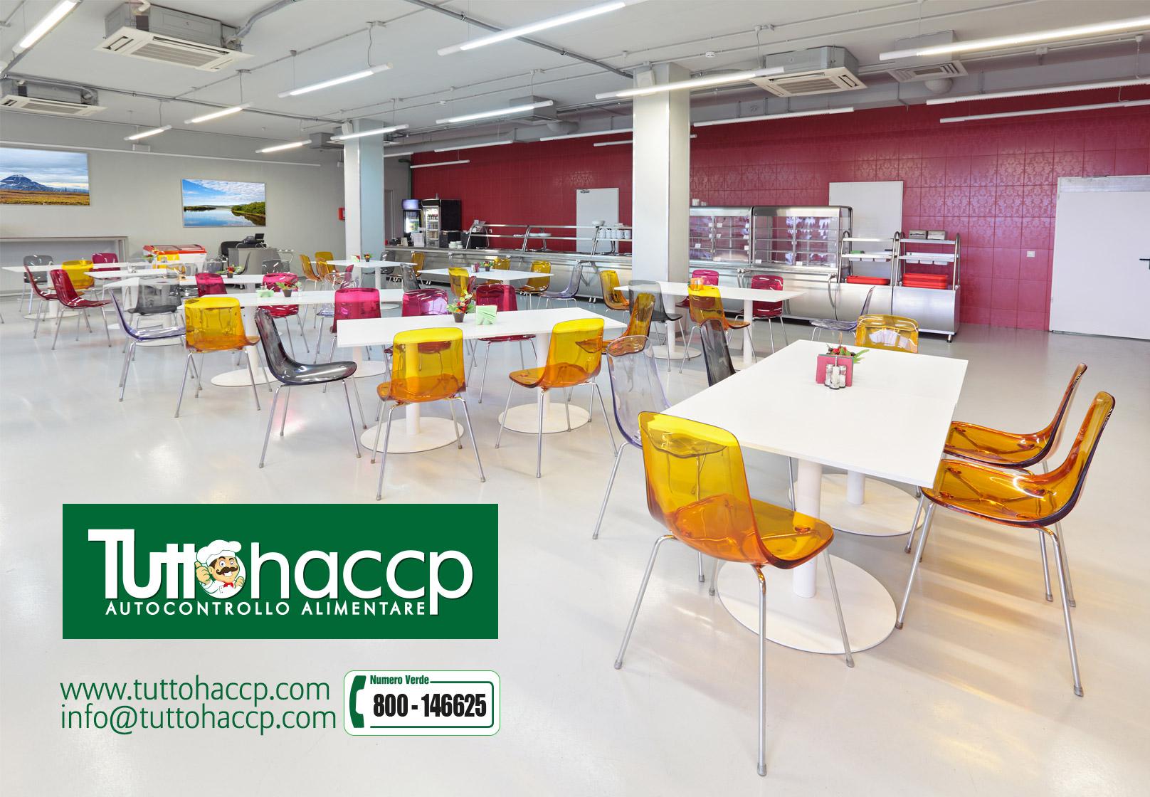 Haccp mensa scolastica