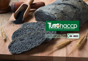 pane nero carbone vegetale